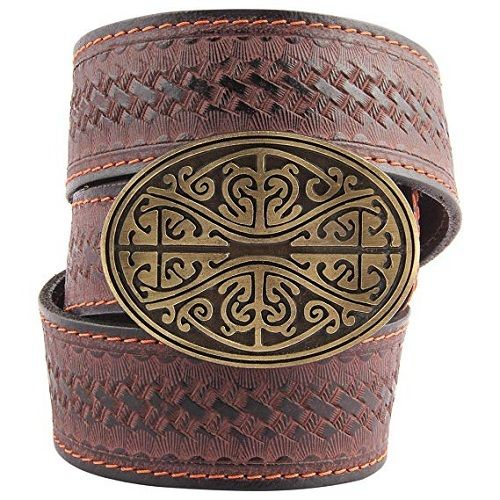 Luxury Leather Casual Belt