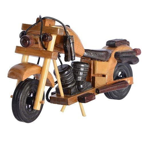 Wooden Bullet Bike