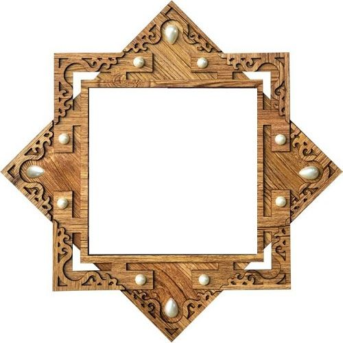 Decorative Wooden Photo Frame
