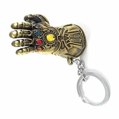 Power Stone Marvel Metal Keychain